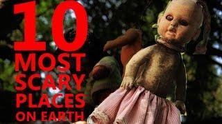 ##Must Watch## 10 Most Scary Places on the World