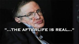 Don't BELIEVE In The Afterlife? | Stephen Hawking Proves It Is REAL | Spirit GHOST Box Messages
