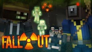 "Minecraft Fallout - ""A HAUNTING"" #6 (Minecraft Fallout 4 Roleplay)"