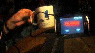 27 August 2012 18:01 Ghost Voice Catcher AUTO-EVP Recording session 2 + Results
