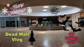 Dead Mall Holiday Vlog & other Strange Stuff My Haunted Diary