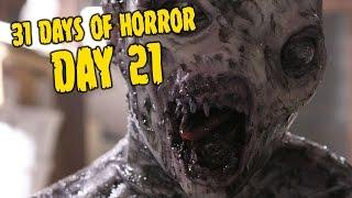 31 DAYS OF HORROR • DAY 21: Under The Bed