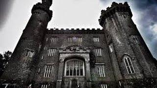 Ghost Voices Caught On Tape Strike Fear  - Real Paranormal Activity - 1000 Year Old Castle