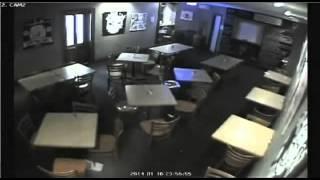 Αυστραλία.Φάντασμα κάνει ζημιές σε bar.