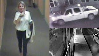 5 Unsolved Mysterious Cases With Creepy Surveillance Footage #6