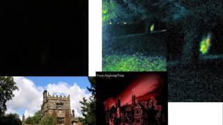 TURTON TOWER EVP BECKY HAUNTED HALL VIDEO 5 WORSLEY PARANORMAL GROUP