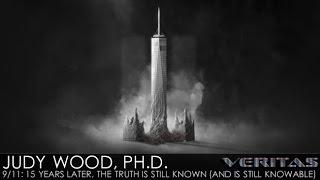 Veritas Radio - Dr Judy Wood - 1 of 2 -  9/11: 15 Years Later, The Truth Is Still Known...