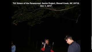 Investigator and guests TJ Hobbs and his friend Jason ask spirit a question.