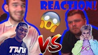 GETTING READY FOR WHEN I MEET JAKE PAUL Reaction (PREDICTIONS)