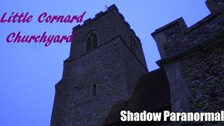 TERRIFYING GHOST HUNT IN HAUNTED GRAVEYARD | Little Cornard Churchyard | S05E03 | Shadow Paranormal