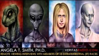 Veritas Radio - Angela T. Smith, Ph.D. | Interviews with Members of 18 Extraterrestrial Races
