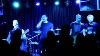 Here Lay A Haunting - Testimony (live) @THE BLACK HEART, LONDON