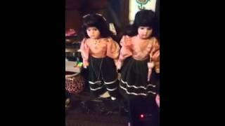 HAUNTED DOLLS: Spoohuk presents the twins, Ovilus Session. What is it saying?