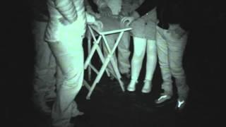 Ragged School Museum ghost hunt - 24th October 2015 - Table Tilting Part 2