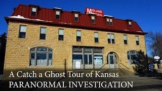 Midland Railroad Paranormal Investigation - Sample Evidence
