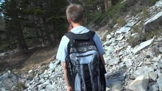 "Desolation Wilderness Part 6 ""Making It To Upper Echo Lake"""