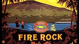 Fire Rock Pale Ale, Beer Review