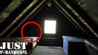 Man FINDS Woman Living in his Attic | Just Paranormal