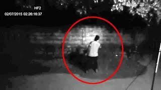Inauspicious Ghost Footage Caught On CCTV!! Real Ghost Videos 2017