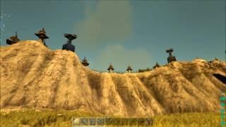 ARK Xbox One [FR] Avant-poste des Montagnes (TEASER #19 Je visite les construction des abonnés)