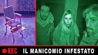 CACCIATORI DI FANTASMI | IL PIT NEL MANICOMIO INFESTATO