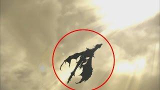 5 Dragones Captado en Video y Visto en la Vida Real