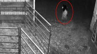 Unbelievable Ghost Video Caught On Tape - Is It Real??