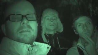 Silverwood Camp Woods Paranormal Investigation. REAL hauntings of Barnsley.