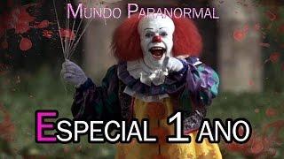 Especial - 1 ano de Mundo Paranormal
