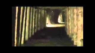 Ghost Sighting in an Old Japanese WWII Tunnel