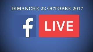 PARANORMAL AND MUSIC - REDIFFUSION LIVE FACEBOOK DU 22 OCTOBRE 2017