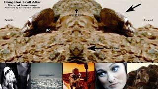 Alien Egyptian Skull Found On Mars