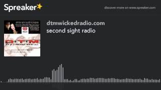 second sight radio (part 1 of 8)
