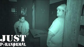 Ghost Hunt- Old Lavaca County Jail  PT 2 of 3 | Just Paranormal