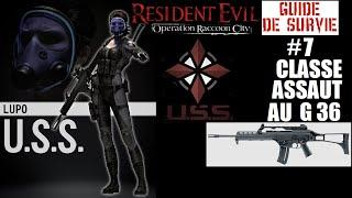 ☣ Resident Evil Operation Raccoon City #7 Reprogrammer Nemesis