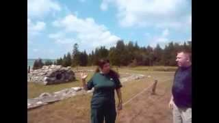 FORT ST. JOSEPH with Ontario Gay Paranormal Society