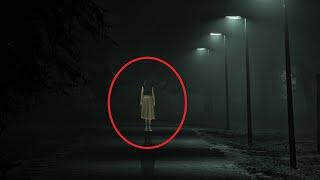 Ghost Appearing And Passing Caught On CCTV Camera | Real Ghost Videos