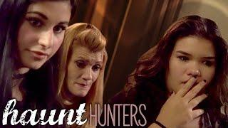 DEMI LOVATO'S SISTER SEES DEAD PEOPLE!?!? | Haunt Hunters