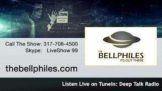 Live The Bellphiles with Bill Birnes and Art Bell talk Deep Talk Radio Network