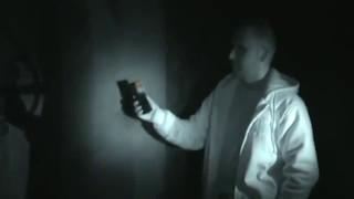 Poltergeist Turns off Ghost light & Real Spirit Messages - Proof