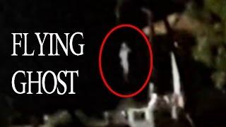OMG ! Is This Real ? Flying Ghost Caught On Camera | Scary Videos | Real Horror Video Caught On Tape