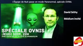 L'EDN en mode paranormal - Partie 1 - 18.06.15