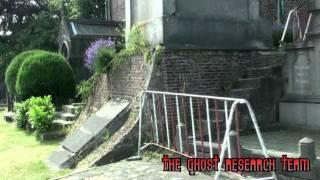 The most haunted and beautiful cemetery in belgium, Campo Santo