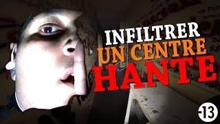 EXPLORATION PARANORMAL DANS UN CENTRE HANTÉ ABANDONNÉ 1/2 (Chasseur de Fantômes) URBEX