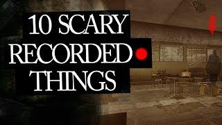 10 Scary Things People Recorded in Schools