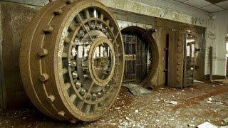 ABANDONED federal gold exchange BANK ( FOUND VAULT ) PART 1