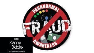 I Am Kenny Biddle: Paranormal Fraud