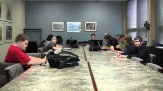 University of Tennessee Chattanooga Paranormal team
